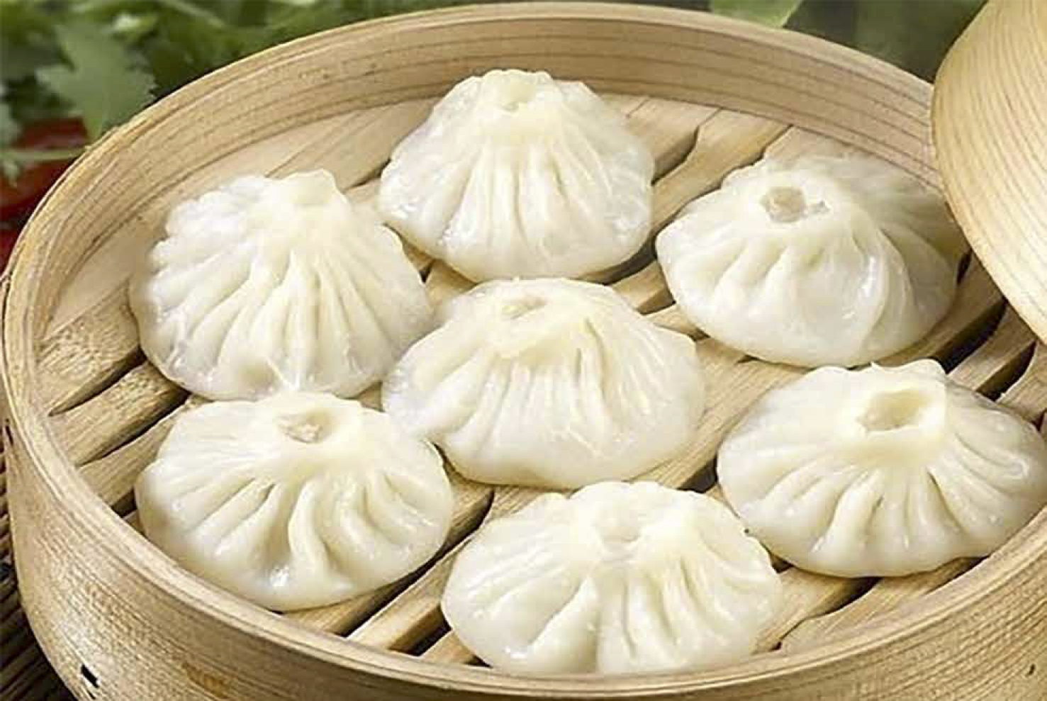 Soup Steam Pork Buns